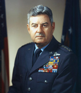 Photo of General Curtis Lemey.